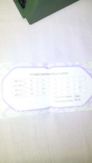 河南中钱 中国金币 2016年熊猫金币各个规格 1g 晒单图