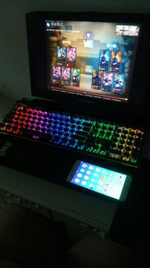 雷神(ThundeRobot)911SE钢版 15.6英寸游戏笔记本电脑(I7-8750H 8G 128SSD+1T GTX1050 背光键盘 IPS ) 晒单图