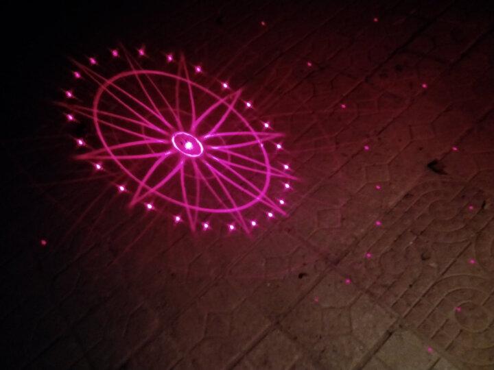 汽车摩托车电动车led改装防追尾灯激光灯后雾灯牌照灯车外警示灯投射灯装饰灯 直线激光灯 (汽摩通用) 晒单图