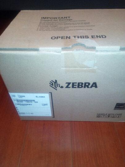 斑马(ZEBRA) GK888T 不干胶标签条码打印机热敏打印机二维码电子面单标签打码机 GK888T(官方标配) 晒单图