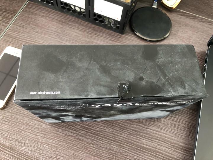铁将军(steel mate)胎压监测 太阳能无线外置 智感960W 灰色 晒单图
