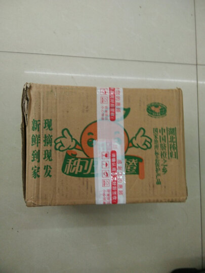 【远安馆】湖北秭归脐橙 夏橙酸甜橙子大果70-85mm 新鲜水果 精品5斤装 晒单图