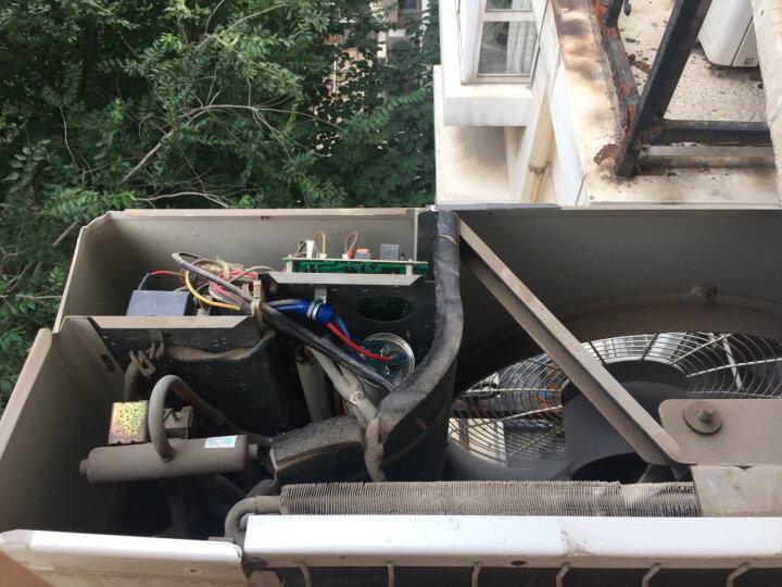 云野 赛福 CBB65空调电容 压缩机启动电容器 水泵、碎纸机、跑步机、电动工具、压缩机、空压机 20UF 450VAC 精度5% 一个 晒单图