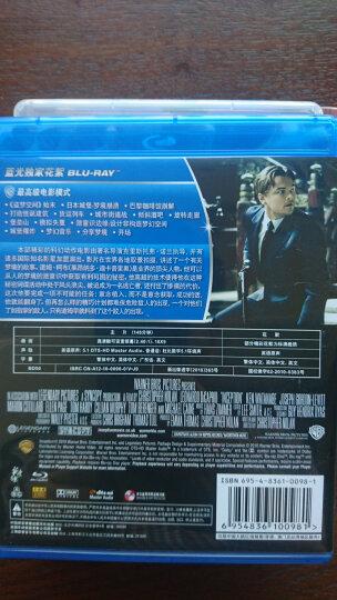 盗梦空间(蓝光碟 BD50) 晒单图