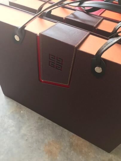立远 茶叶 铁观音 安溪铁观音茶叶礼盒 乌龙茶叶礼盒 皮质茶礼盒 604g 晒单图
