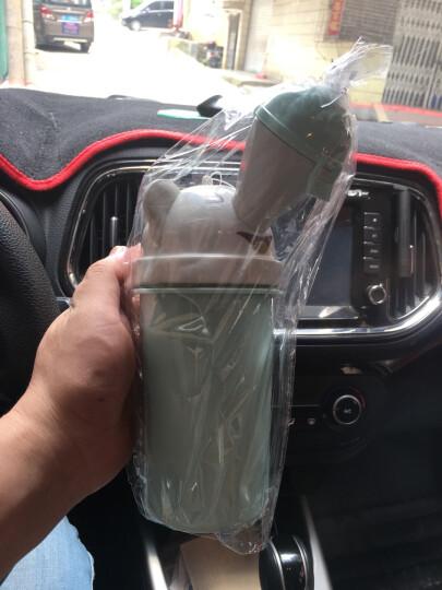 奔麦 儿童尿壶携带车载小便器宝宝便斗小孩外出尿壶接尿瓶男女 豆绿色-男宝 晒单图