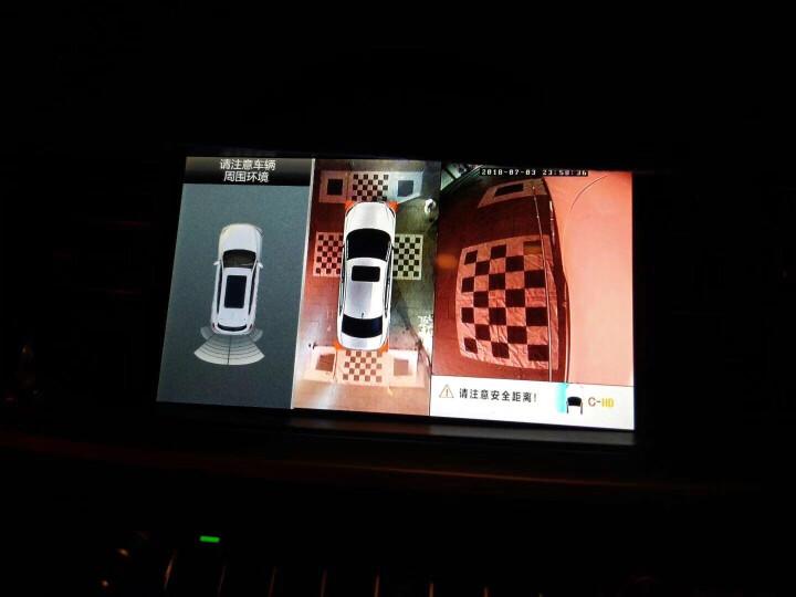 高清夜视360度全景倒车影像系统大众帕萨特速腾迈腾途观高尔夫行车记录仪 迈腾/CC专用 1 晒单图