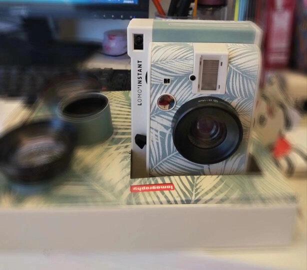 【人气之选】LOMOGRAPHY 乐魔 Lomo'Instant 一代拍立得相机 一次成像 LOMO 巴拿马热带特别版 连三款镜头套装(不含电池相纸) 晒单图