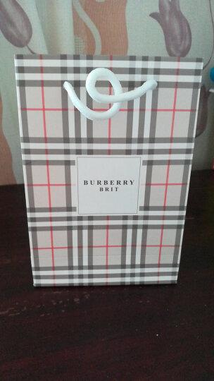 博柏利(BURBERRY)【七夕情人节礼物】巴宝莉男士女士香水 英伦谜情女士香水30ml 晒单图