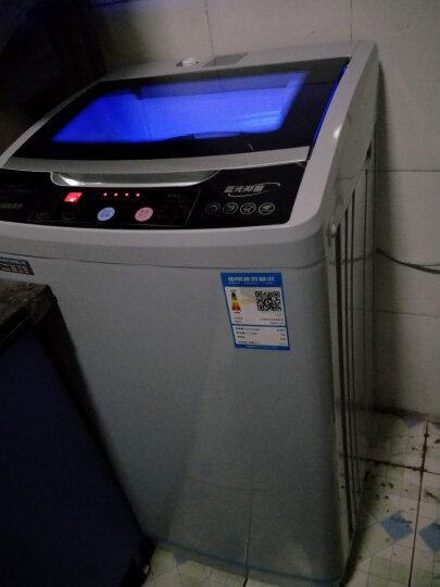 奇声(QISHENG) 8.2公斤洗衣机全自动波轮婴儿童小型迷你带风干蓝光 XQB82-8208 晒单图