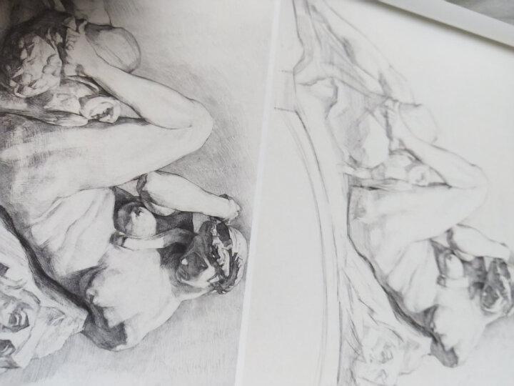 中央美术学院造型基础系列教材:素描教学 晒单图