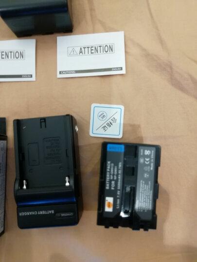蒂森特(dste) 索尼CCD-TRV106K/108E摄像机 NP-QM91D 电池 两电一充套装 晒单图