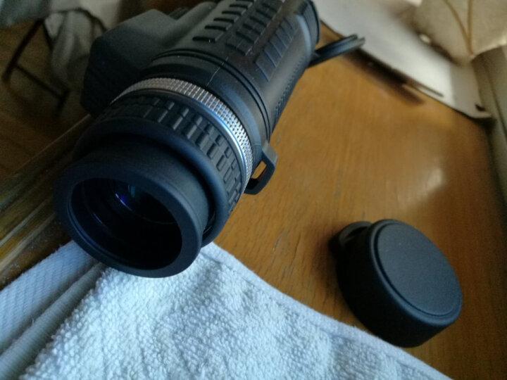 SAGA 演唱会 测距单筒望远镜 高倍高清袖珍微光夜视坐标非红外望眼镜 可接手机拍照摄影 8X42坐标罗盘版+稳固型金属手机夹:可接手机拍摄 晒单图