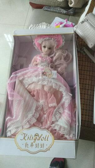多丽丝娃娃(Doris) 凯蒂娃娃套装大礼盒 公主女孩玩具儿童洋娃娃礼物 珍藏款1-4【奥琳娜】 晒单图
