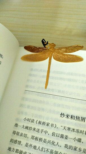 绍泽文化 韩式创意镂空书签-枫叶 生日贺卡教师节圣诞节创意礼物商务 晒单图