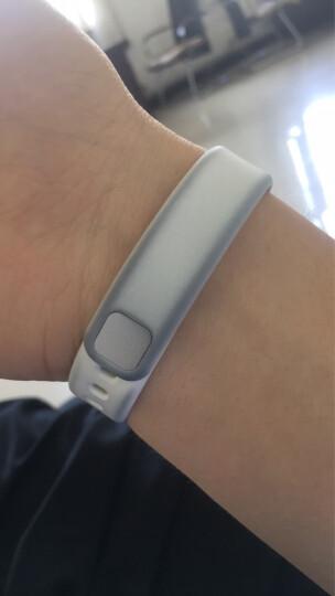 乐心(lifesense) 乐心手环2 智能心率游泳运动手表 触摸屏 支持/三星/苹果/华为等 MAMBO2 象牙白 晒单图