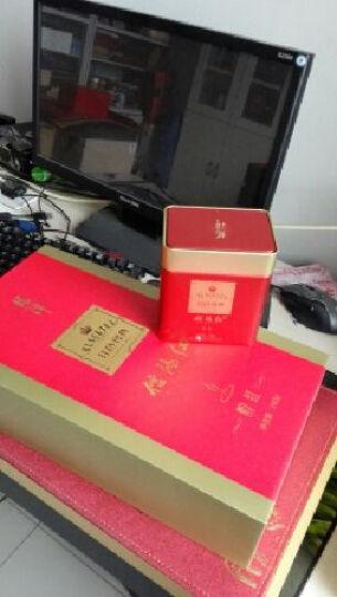 特产礼盒年货公司福利信阳特产毛尖龙潭红茶热饮 醇红系列80克*3春茶礼盒装 晒单图