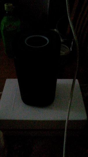 乐视蓝牙音箱 无线音响 便携式迷你小音响 低音炮/音乐播放器 黑色 晒单图
