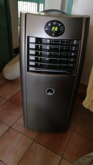 JHS 大1P移动空调冷暖一体机 快速制冷制热家庭工厂空调A001C 晒单图