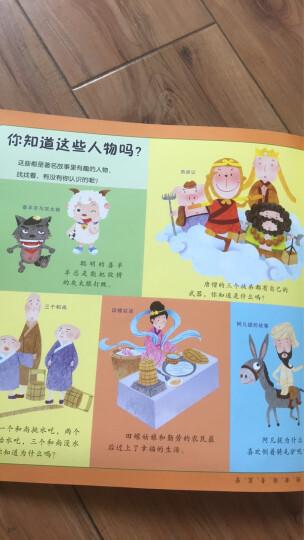 北斗童书·望远镜系列地图绘本(套装共3册) 晒单图