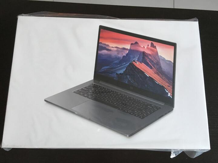 小米(MI)Pro 15.6英寸金属超轻薄笔记本电脑(i7-8550U 8G 256GSSD MX150 2G独显 FHD 指纹识别 预装office)灰 晒单图