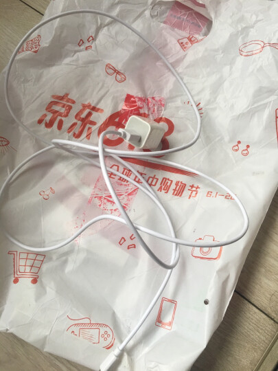 酷波 苹果8/7/6/5s数据线/充电线 Lighting手机充电器线 2米 白 支持iphone5/6s/7 Plus/SE/ipad air mini等 晒单图
