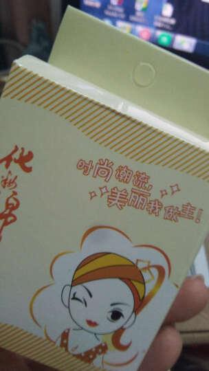 爱丽小屋(ERISE HOUSE) 少女白皙粉饼定妆粉遮瑕保湿控油持久定妆干粉遮瑕膏 02#自然色 晒单图