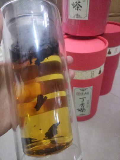 买一发二】靠山庄丁香茶  可搭长白山特级丁香茶 养胃暖胃茶花草茶 丁香叶茶 100g \1罐 晒单图