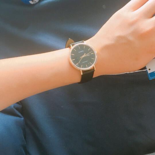 卡西欧(CASIO)手表 大众指针系列 石英女表 LTH-1060GL-1APF 晒单图