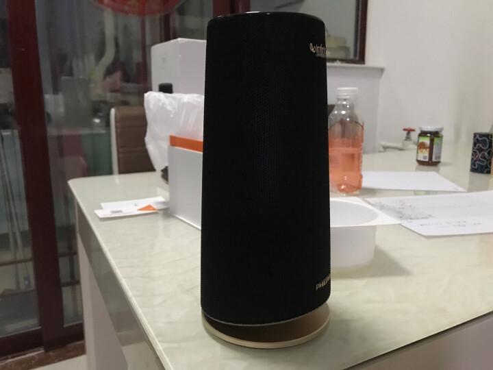 斐讯PHICOMM AI语音机器人 R1 智能家居 语音助手 哈曼国际联合打造AI音箱 星空灰 晒单图