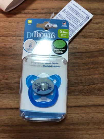 布朗博士(DrBrown's) 宽口径玻璃奶瓶 婴儿新生儿宝宝防胀气奶瓶 豪华礼盒套装(欧盟版奶瓶+奶粉盒+安抚奶嘴+奶嘴夹+高级奶瓶刷) 晒单图