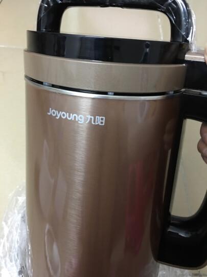 九阳(Joyoung)豆浆机 智能预约时间温度 免滤豆浆机 家用全自动多功能(商家仓) DJ13ED79 晒单图