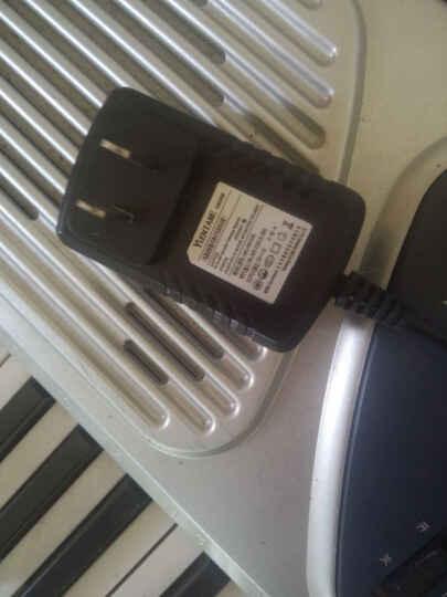 越泰TPLINK腾达水星迅捷中兴华为斐讯无线路由器宽带猫充电器线9V1A0.6A电源适配器 适用MW150R NW150R 晒单图