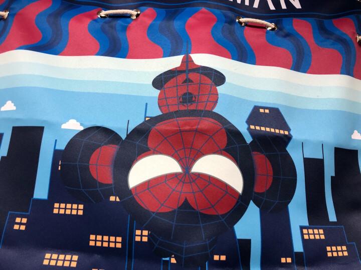 卡里努努遮阳帘卡通简易吸盘汽车窗帘遮阳侧挡遮光帘通用侧窗防晒 蜘蛛侠 晒单图
