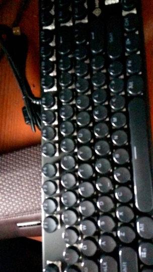 魔炼者(MAGIC-REFINER)1501 混光方键帽104键吃鸡专业机械键盘青轴有线USB背光电竞机械游戏键盘 晒单图