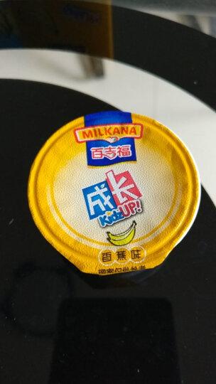 [2件9折]【百吉福Milkana成长奶酪】 儿童奶酪 营养休闲零食涂抹乳酪即食干酪100g 香蕉味100g 晒单图