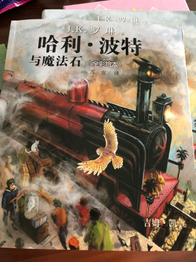 Fantastic Beasts and Where to Find Them: Coloring and Creativity Book 神奇动物在哪里:涂色创意书 英文原版 晒单图
