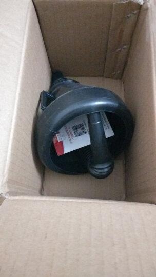 车太太 汽车加机油漏斗带过滤网汽油柴油塑料加油器车用应急伸缩管过滤器功能小件 汽车用品超市 黑色 晒单图
