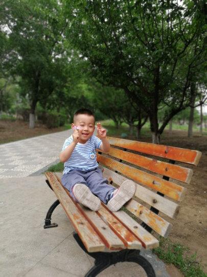 史努比 SNOOPY 儿童运动鞋 网布透气跑步鞋 S7122801snoopy蓝30码 晒单图