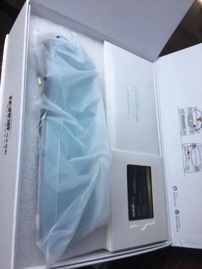 任我游DZ70智能云后视镜导航仪行车记录仪双镜头电子狗一体机 ADAS流媒体版+包安装+配32G卡 出厂配置 晒单图