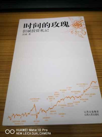 时间的玫瑰:但斌投资札记(增订本)(附光盘1张) 晒单图