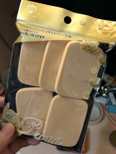 石原商店 日本直邮 PIMA易上妆化妆粉扑 亲肤感化妆海绵 W-3815 长方形 6片装 晒单图
