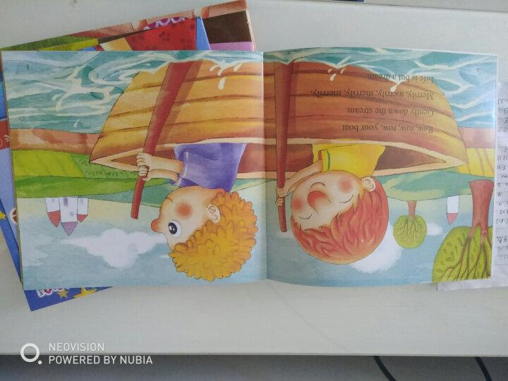磨出宝宝英文耳朵(1) 幼儿图书 绘本 早教书 儿童书籍 晒单图
