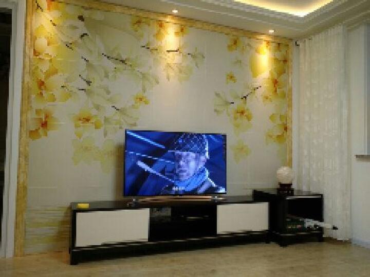 宝润瓷砖背景墙 客厅墙面砖 电视背景墙600x600 艺术电视墙砖影视墙 精雕/幻彩 7.2平方米一幅 晒单图