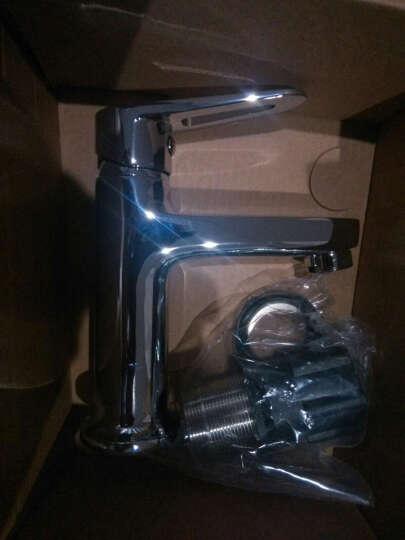 航标(Bolina)F2610 单把单孔全铜冷热水面盆龙头适用于小户型卫生间 晒单图