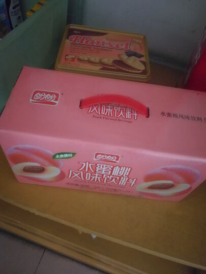 盼盼 柠檬风味冰红茶水蜜桃饮料果汁250ml*24瓶盒装整箱批发饮品 水蜜桃 晒单图