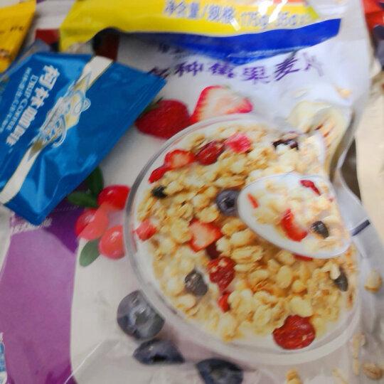 桂格(QUAKER)燕麦片 桂格麦果脆多种莓果麦片420g 加酸奶更美味 不含反式脂肪酸 晒单图