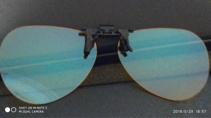 变形金刚 驾驶眼镜 防远光防炫目防强光夜视镜 第二代升级时尚款夹片 TFYJ09 晒单图