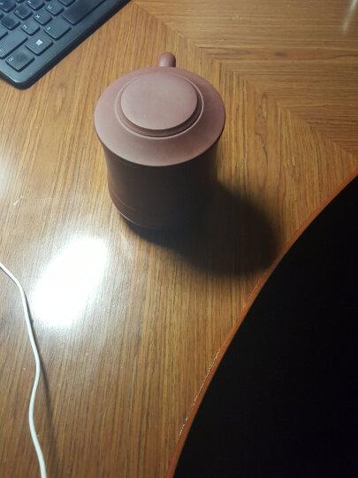 尊壶 宜兴紫砂杯办公杯 过滤内胆泡茶杯 四件套杯 竹节杯 400ml 晒单图