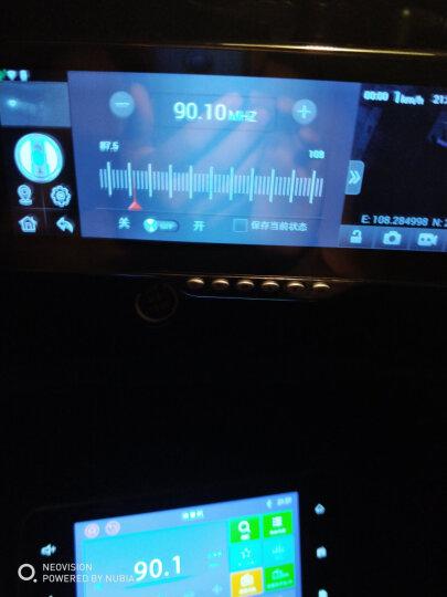 凌度(BLACKVIEW)智能行车记录仪 高清夜视双镜头前后双录倒车影像电子狗测速导航仪一体机 4.3吋星光夜视+手机查看+32G(套餐二) 晒单图